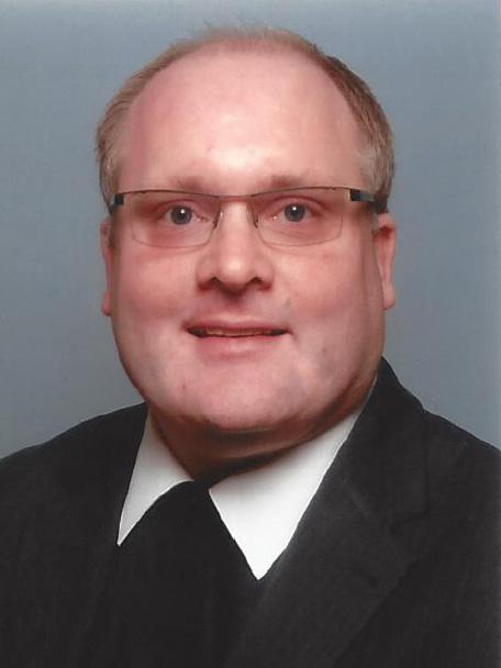 Pfarrer Martin Wierling